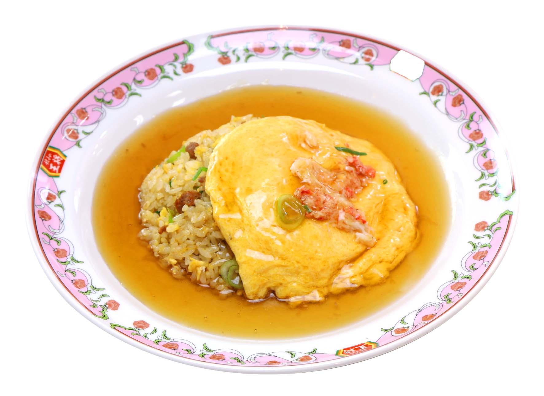 天津飯 タレ