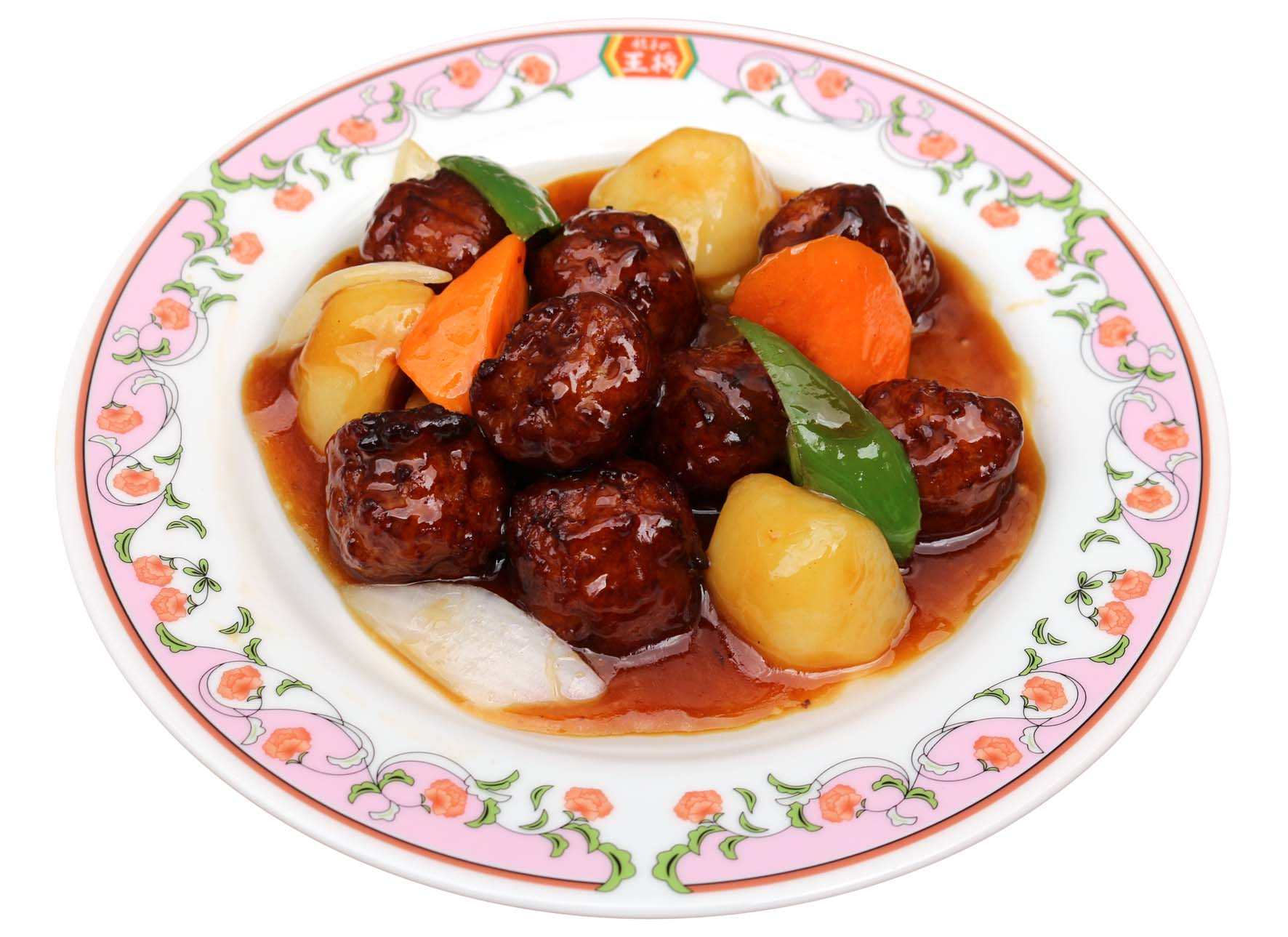 肉団子の甘酢