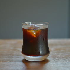 チルルブレンドアイスコーヒー