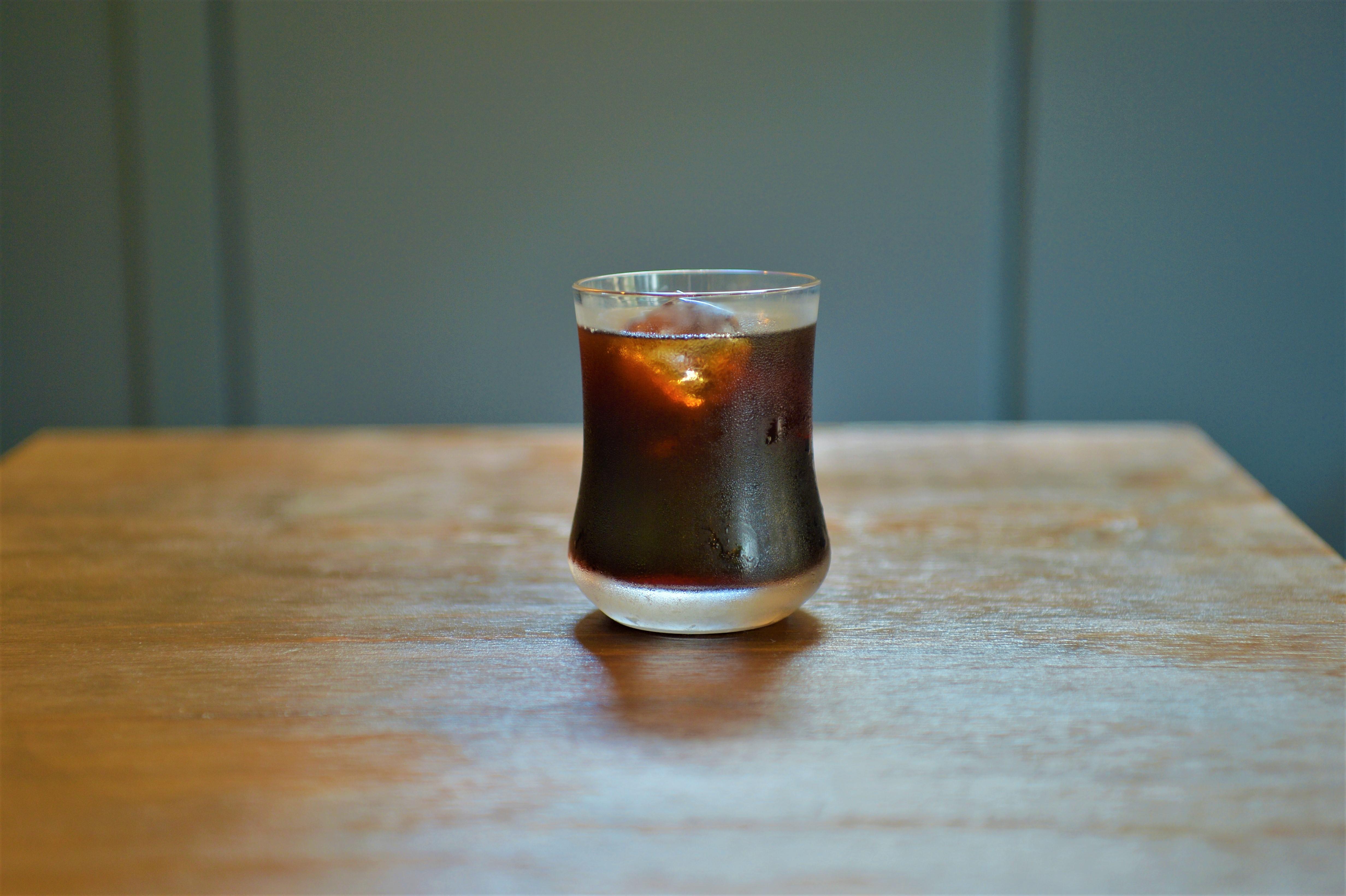 アイス アメリカン コーヒー