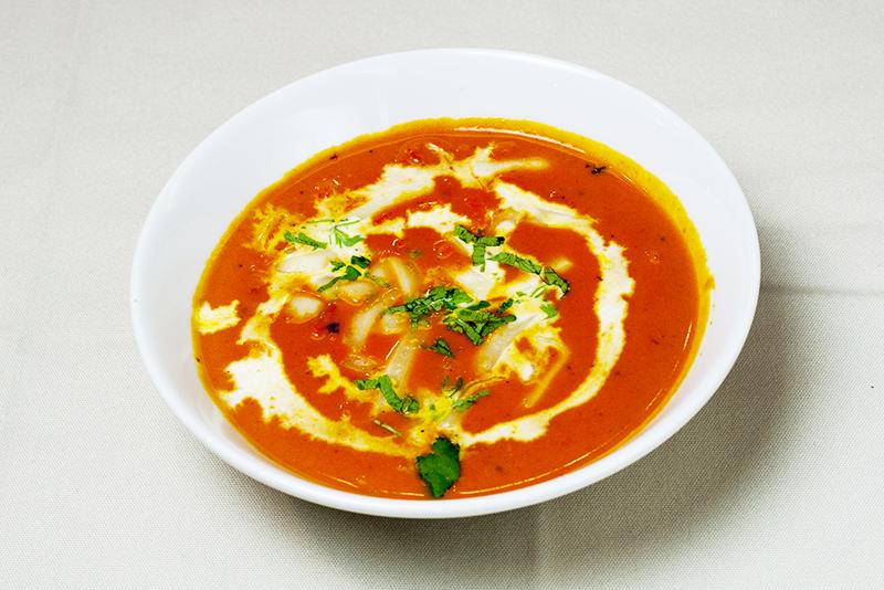 バターチキン/Butter Chicken  甘口 Mild (ナンまたはライス付き/with Nan or Rice)
