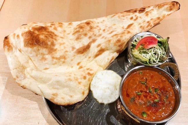 サムラートカレーセット / Samrat Curry Set