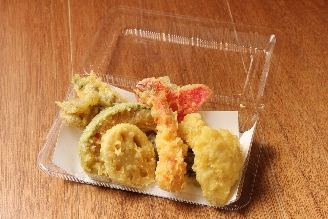 おすすめ天ぷら8種盛り