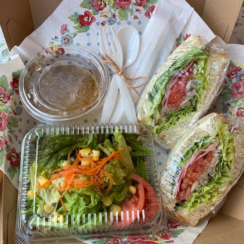 サンドウィッチボックス