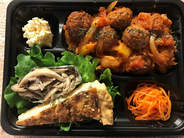 お惣菜BOX ポルペッティ