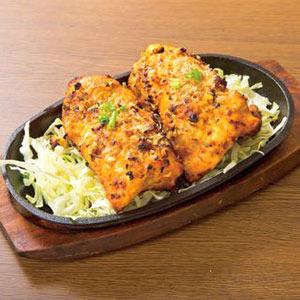 ガーリックグリルチキン/Garlic Grilled Chicken