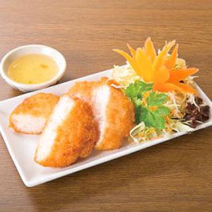 タイ風魚のさつま揚げ/Deep Fried Cake