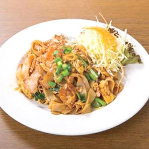 タイ風焼きそば/Fried Noodle Thai Style