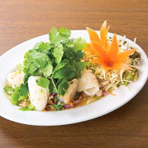 パクチーサラダ/Coriander Salad