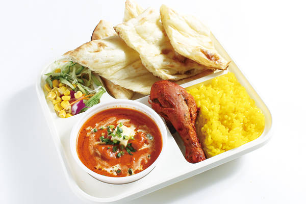 バターチキンカレーセット Butter Chicken Curry set