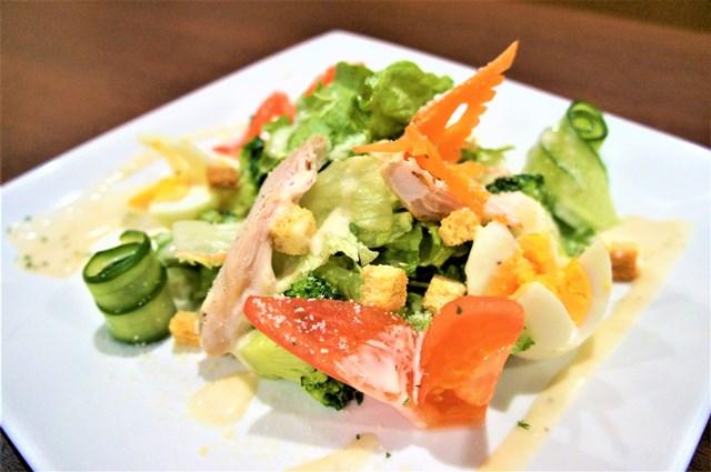 シーザーサラダ (Caesar Salad)