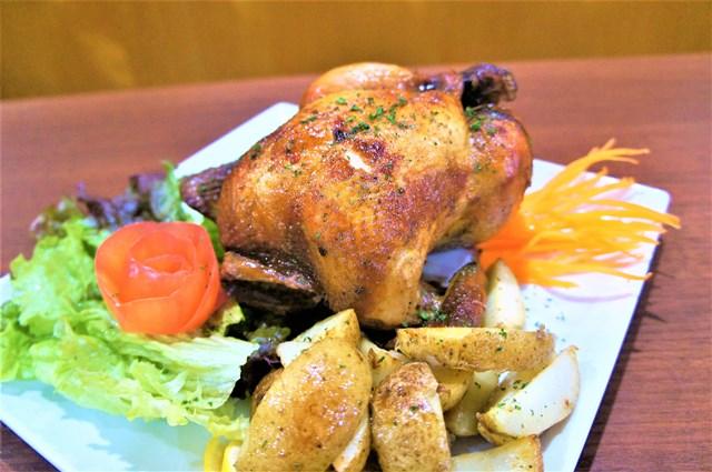 ロティサリーチキン (Rotissari Chicken)