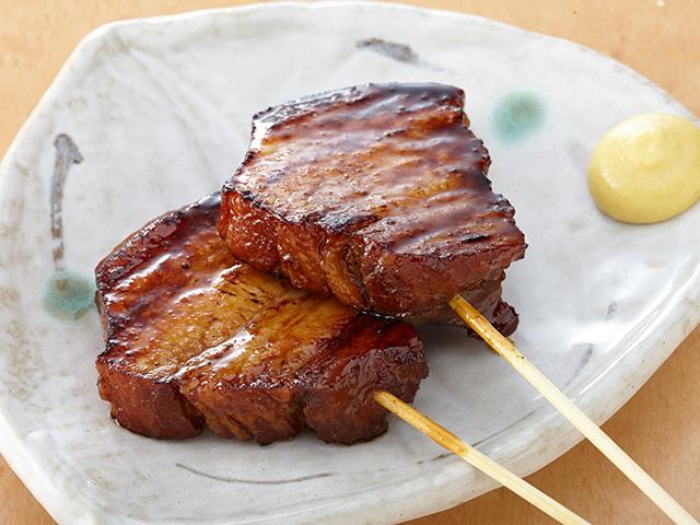 淡路朝挽鶏ステーキ弁当(塩)