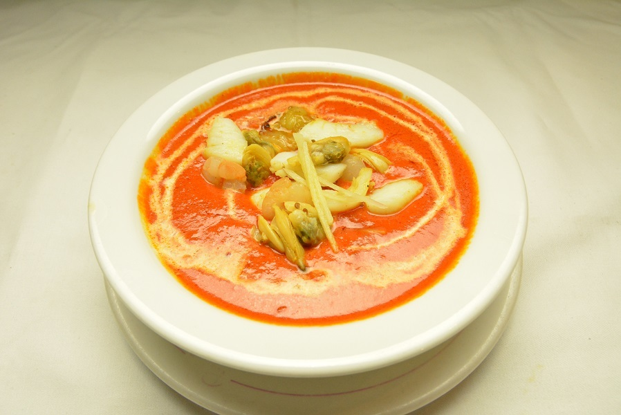 シーフードマサラ / Seafood Masala