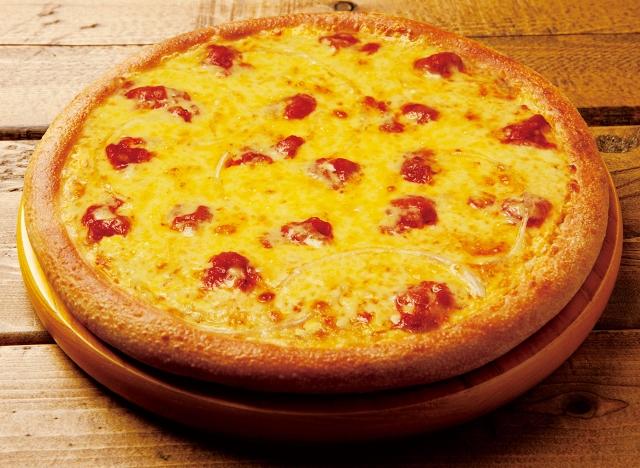 メガ盛チーズのトマトピザ