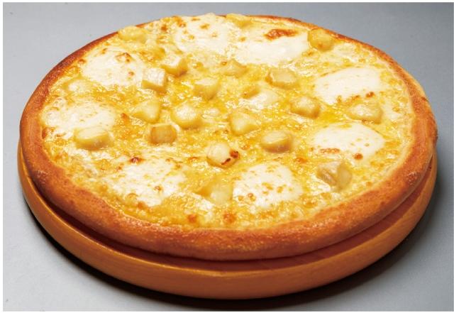 厳選チーズ5種のピザ