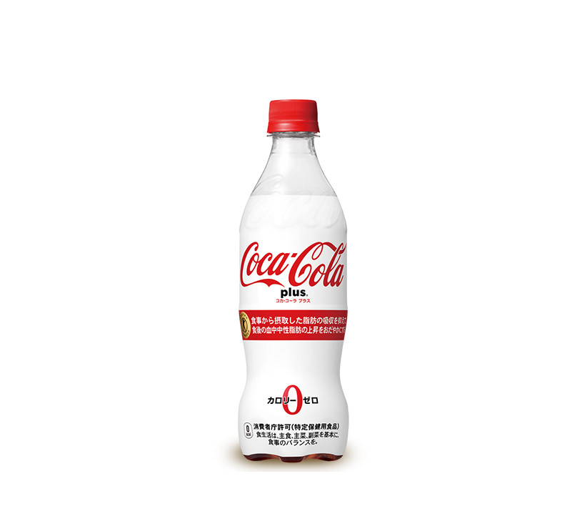 コカ・コーラ プラス 470ml