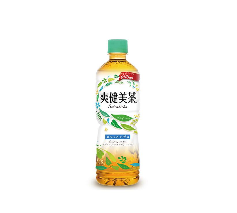爽健美茶 600ml