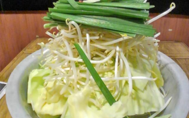 野菜盛(鍋もの)