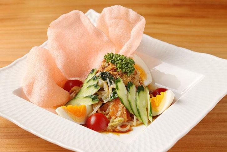 ガド・ガド(Gado-Gado-Salad)~温野菜のピーナッツ和え~