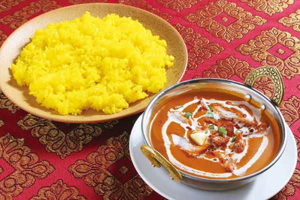 カレー・ライスセット(curry&rice set)