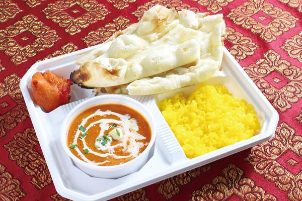 カレー弁当(curry Lunch box)