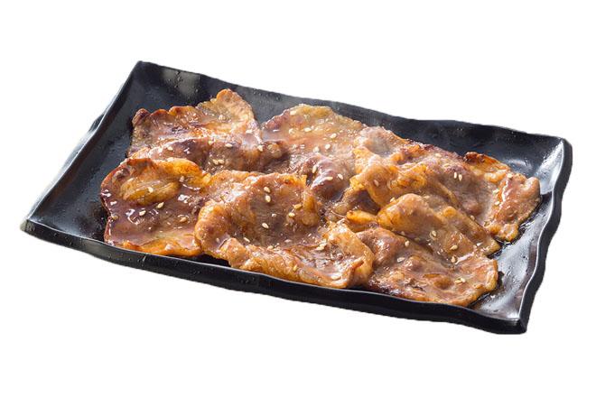 牛カルビ皿