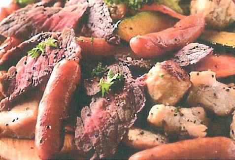 【期間限定20%OFF】THE ONE スペシャル(ロースト盛り合わせ) THE ONE SPECIAL MEAT PLATE