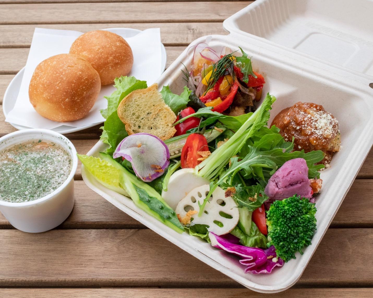 野菜labのデリランチBOX