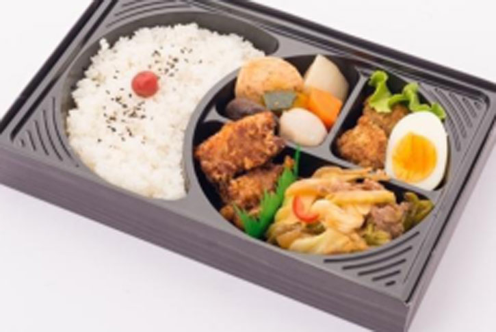 唐揚げ&肉野菜炒め弁当