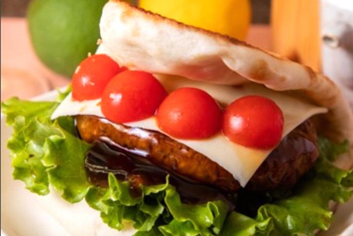 チーズナンバーガー(Cheese Namba-ger)
