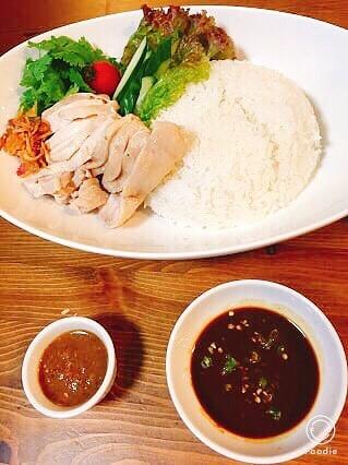 カオマンガイ(タイの鶏飯) Khao Man Gai (Thai style Chicken Rice)
