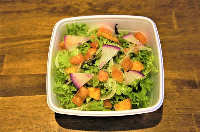 無農薬野菜のSUNSサラダボックス