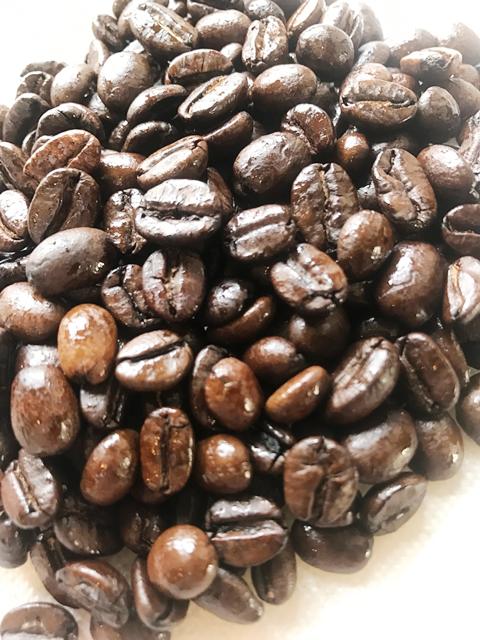 炭火焙煎アイスコーヒー