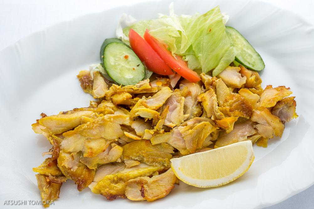 ドネルチキンキャバブ    Doner Chicken Kebab