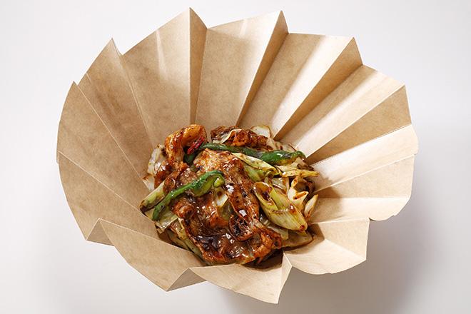 豚肉とキャベツの味噌炒め【ベジミート】