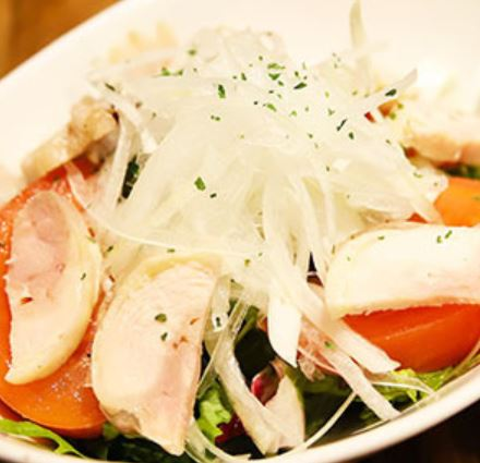 鶏肉サラダ