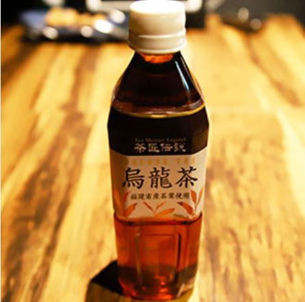 烏龍茶 500ml