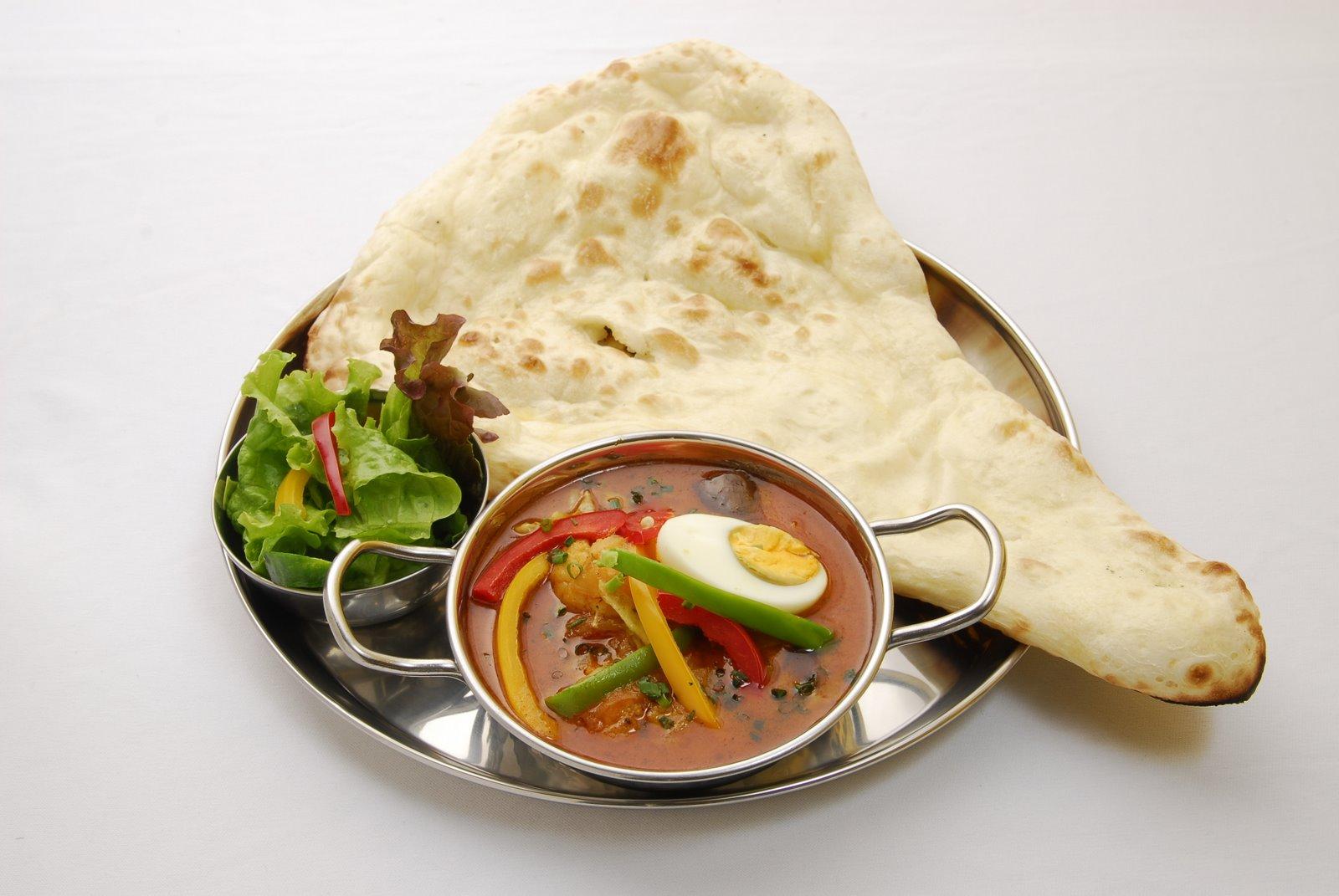 本日のスープカレーセット Today's Soup Curry Set(ランチ限定)