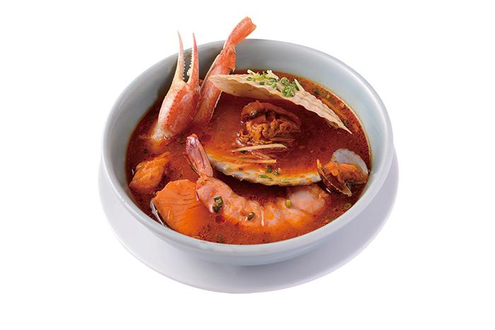 シーフードスープカレー SEAFOOD SOUP CURRY