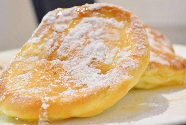 ふわふわパンケーキ<Fluffy Pancake>