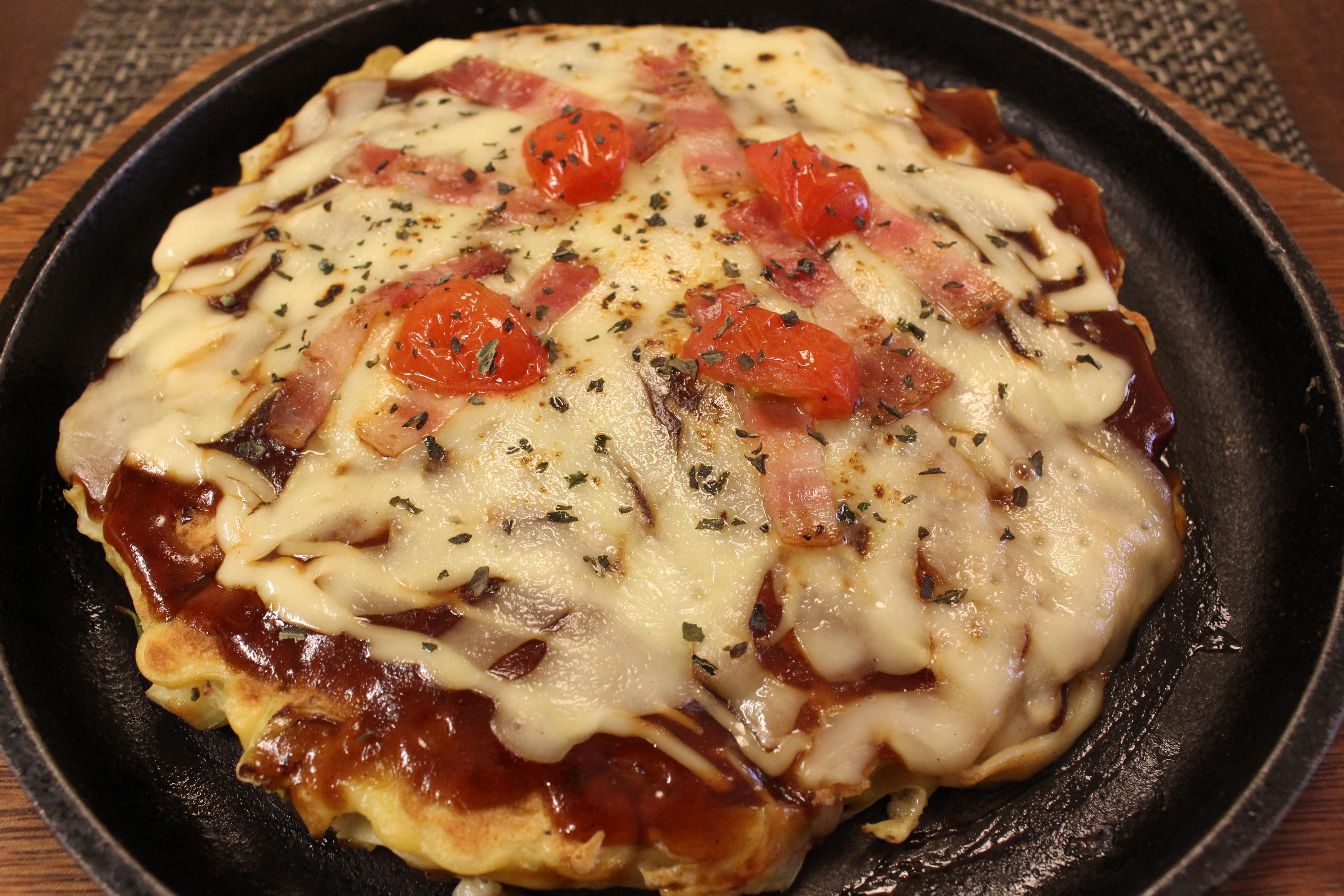 ピザ・チーズ玉