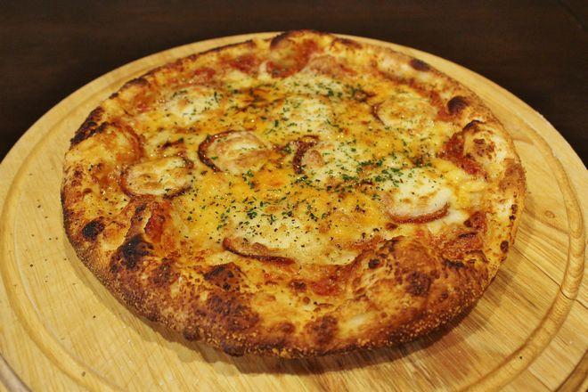サラミ&モッツァレラチーズ