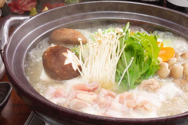 鶏鍋(2人前)