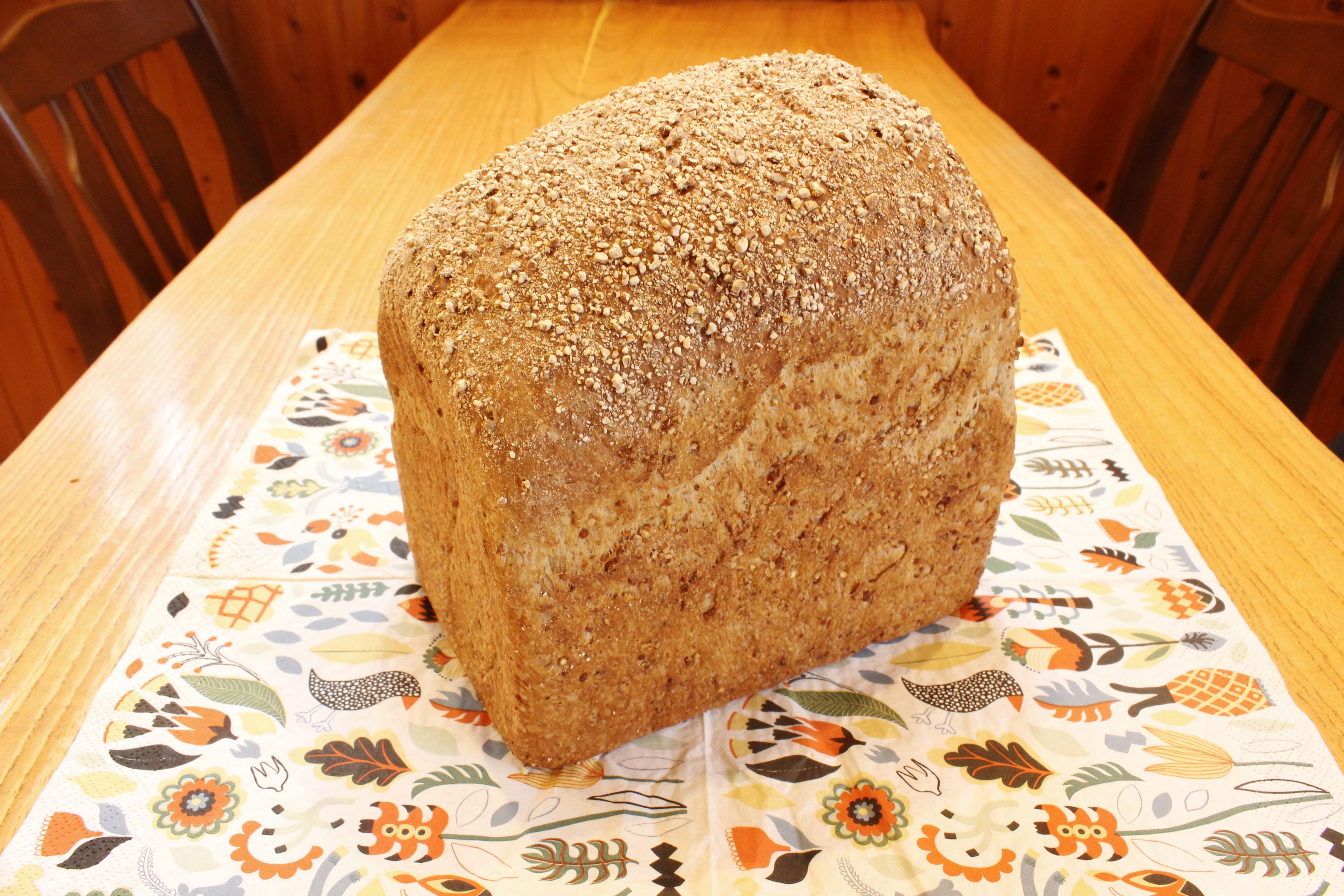 大麦食パン