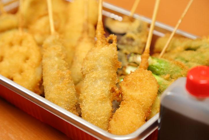 串盛10本 海鮮野菜セット