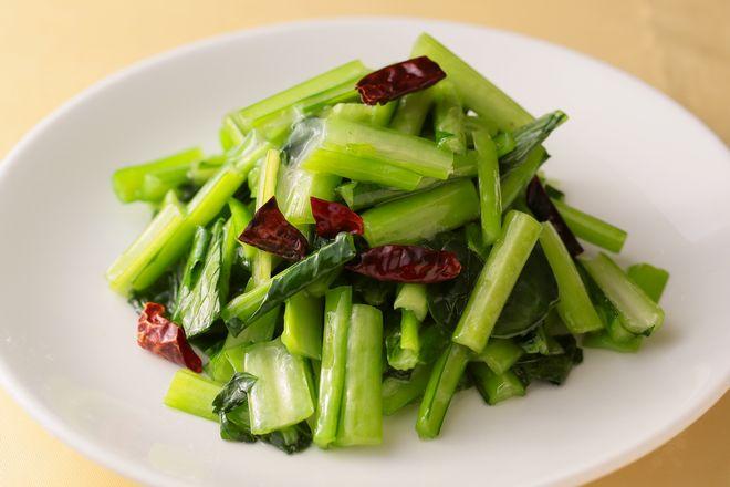 季節野菜のさっぱり炒め