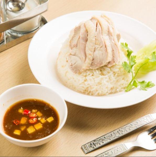 カオマンガイ Thai Chicken Rice