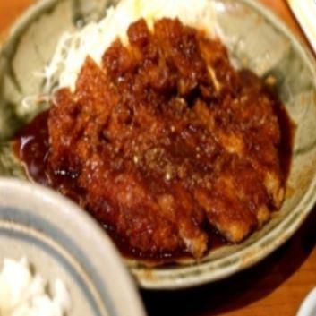自家製味噌カツソース 味噌カツ弁当