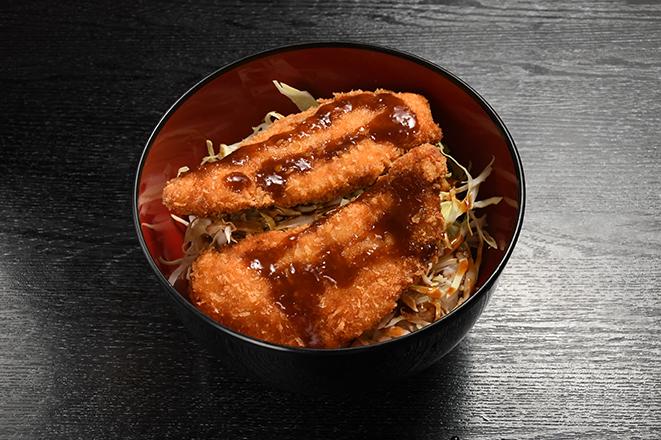 ソースかつ丼(鶏)